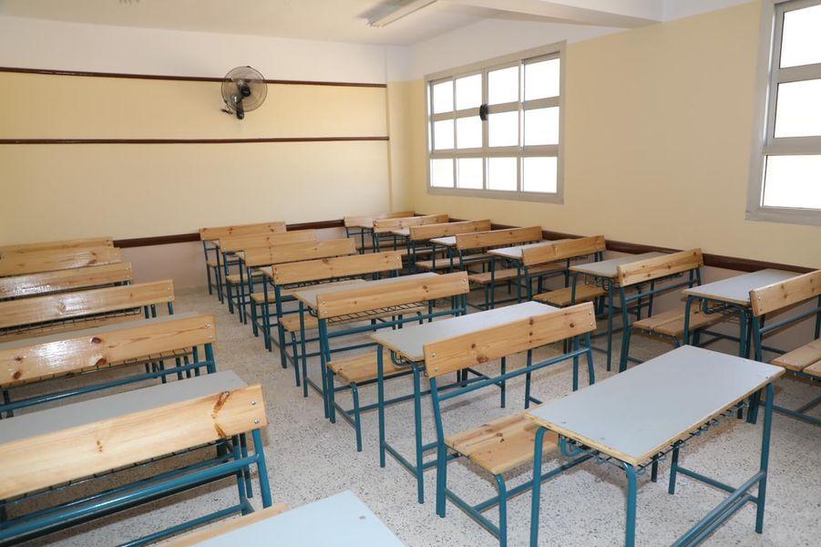 إنشاء 11 مدرسة بالشرقية بتكلفة بلغت 66 مليون جنيه