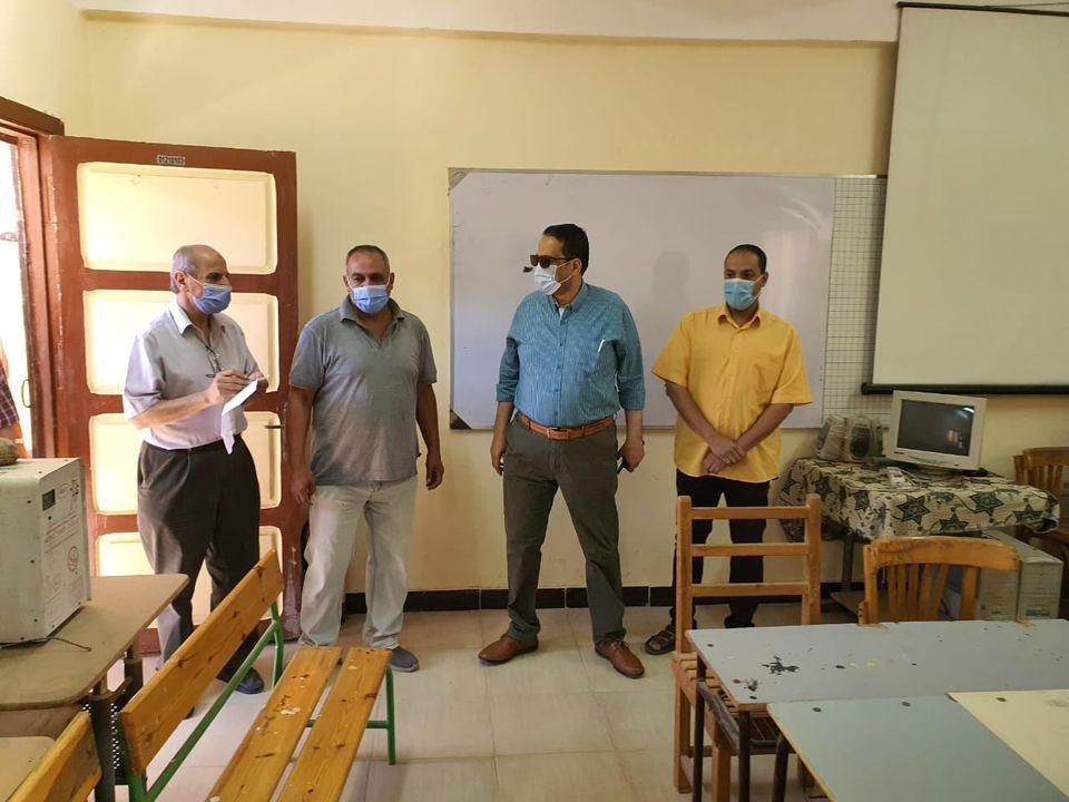 نقابة معلمي بني سويف: 181 مليون قروض وإعانات قدمت للمعلمين على مستوى الجمهورية