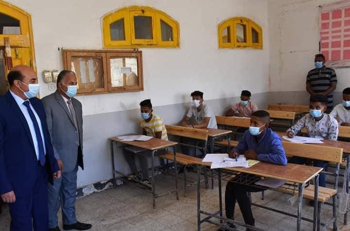 تعليم أسوان: 30 لجنة في 5 إدارات تعليمية جاهزة لاستقبال 6812 طالب بالمرحلة الثانوية