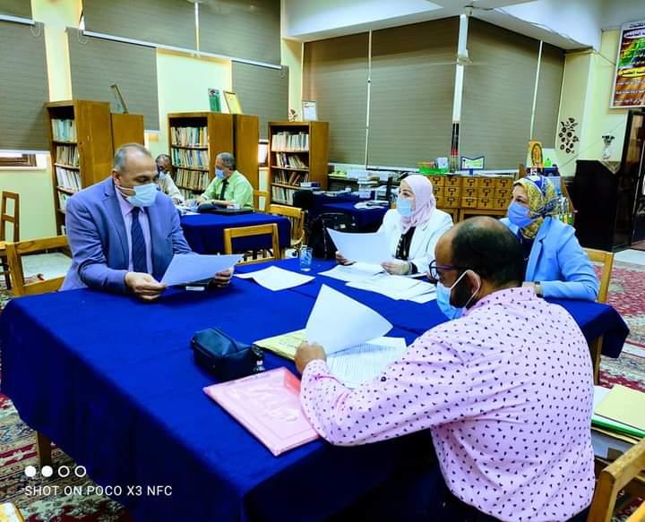 تعليم القاهرة: امتحان الدراسات للشهادة الإعدادية مطابق للمواصفات