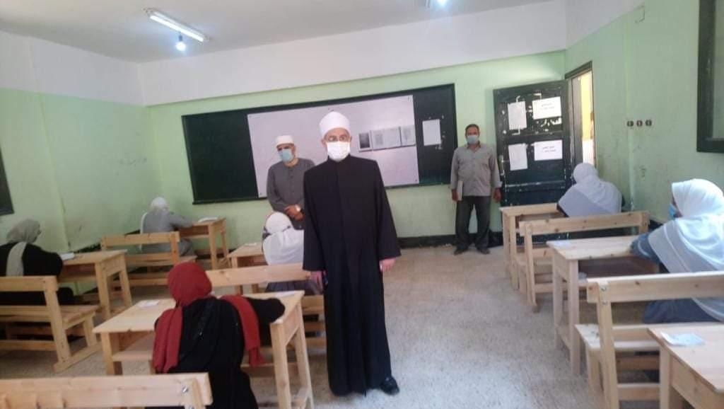 بيان عاجل من قطاع المعاهد الأزهرية بشأن امتحان الديناميكا للشهادة الثانوية