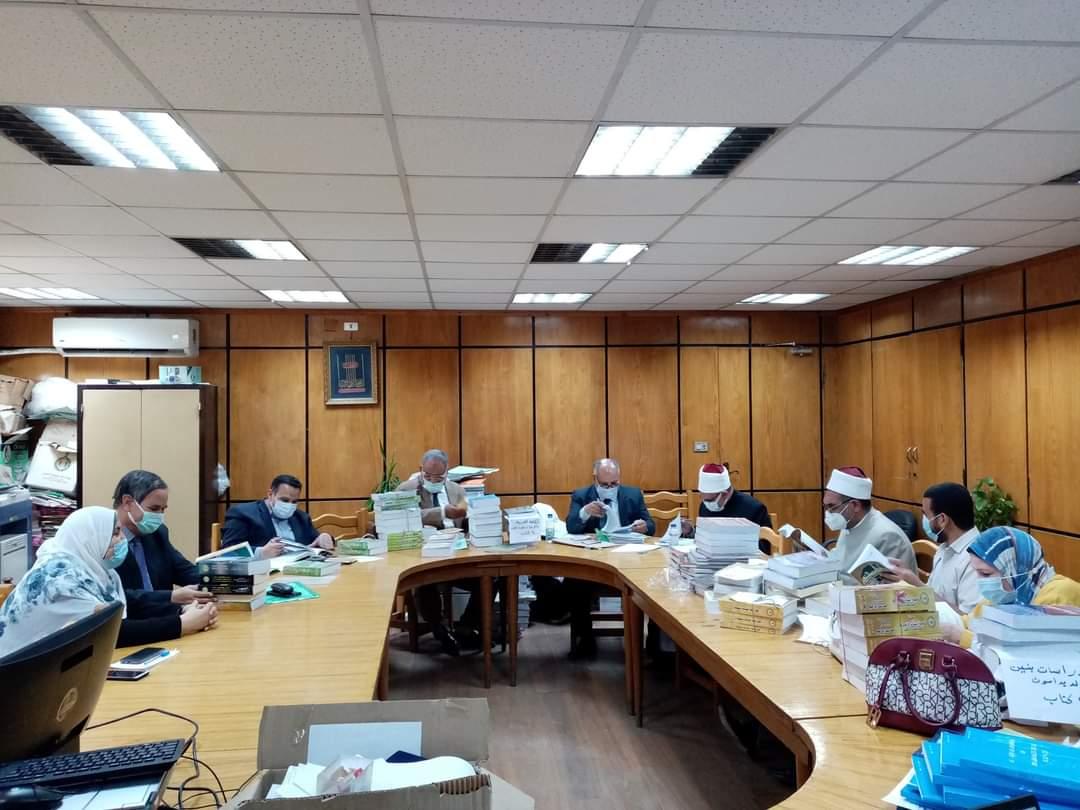جامعة الأزهر تستعد للمشاركة بإصدارات علمية في معرض القاهرة الدولي للكتاب