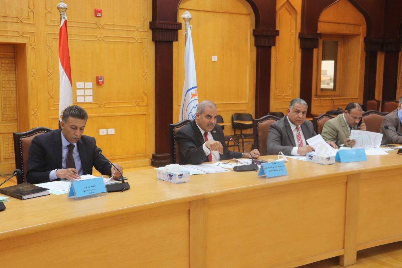 جامعة الأزهر تشارك في معسكر مواجهة الأزمات والكوارث بمحافظة القاهرة
