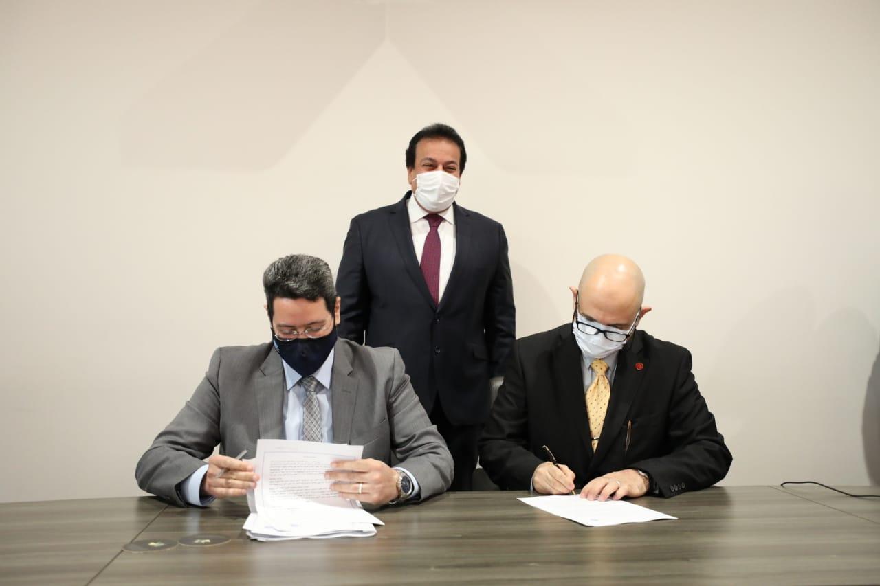 شراكة بين الجامعات الأهلية الجددية وشركة أوراكل العالمية
