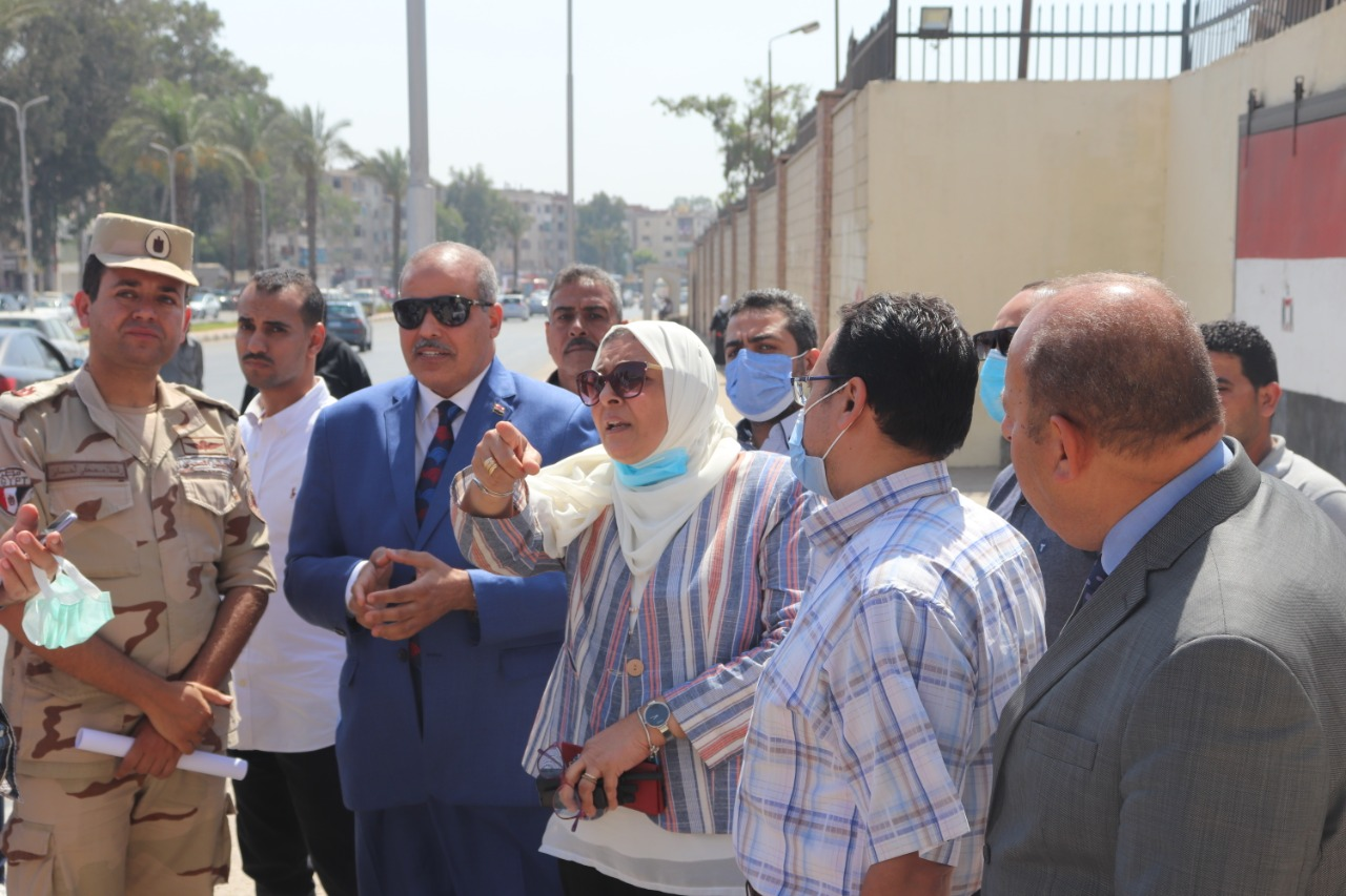 رئيس الجمهورية يوافق على إنشاء كوبري ثالث للمشاة بمحيط جامعة الأزهر
