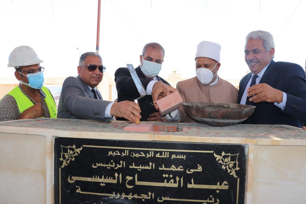 رئيس جامعة الأزهر ونوابه يفتتحون تجديدات مستشفى جامعة الأزهر بدمياط