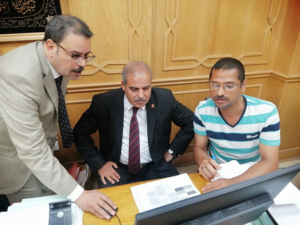 رئيس جامعة الأزهر يتابع الدورات التدريبية لأعضاء هيئة التدريس بمركز ضمان الجودة