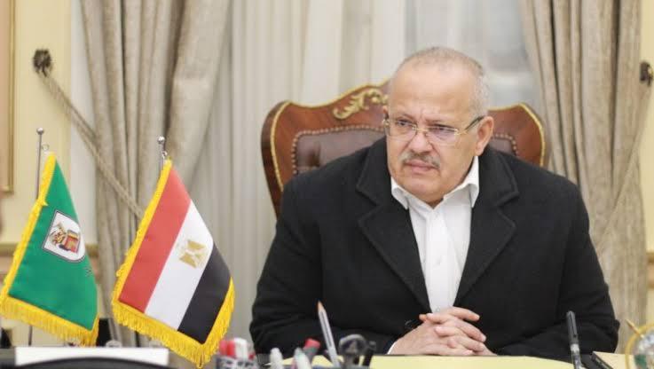 رئيس جامعة القاهرة ينعي والدة رئيس مجلس الشيوخ