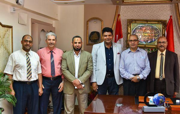 لجنة وزارية لمتابعة استعدادات بورسعيد لامتحانات الثانوية العامة