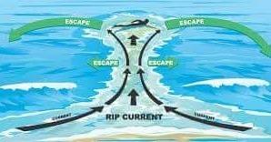 الأرصاد تكشف أسباب حوادث غرق الشواطئ