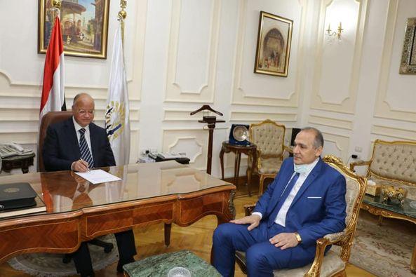 بـ235 درجة.. محافظ القاهرة يعتمد تنسيق القبول بالثانوية العامة