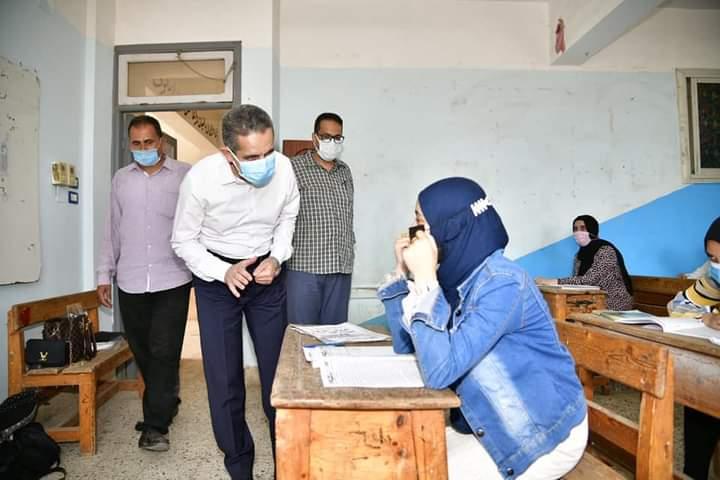 """خاص  طالب الغربية المتهم بتسريب """"العربي"""": استكمل امتحاناتي بصورة طبيعية"""