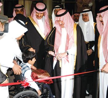 فتح باب التقدم لجائزة سلمان العالمية لأبحاث الإعاقة