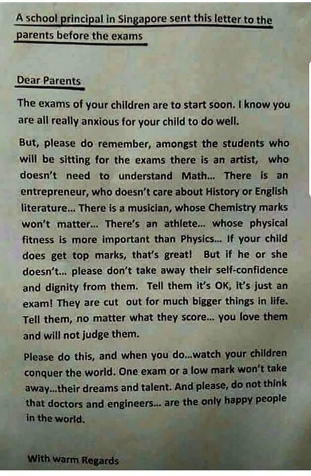 استعدادًا للامتحانات.. «حجازي» ينشر رسالة للطلاب وأولياء أمورهم