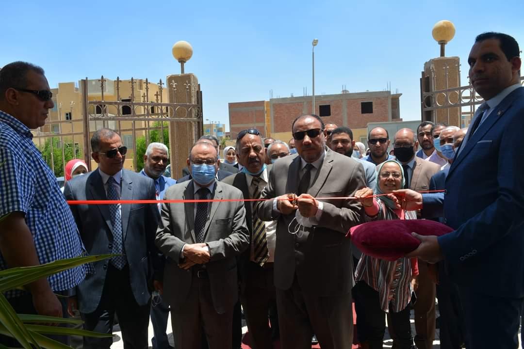 """""""جامعة الأزهر"""" تفتتح المركز الطبي بمدينة أسيوط الجديدة لخدمة المواطنين"""