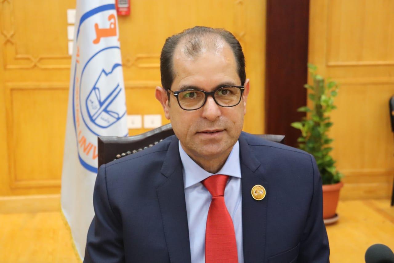 عامر...الرئيس السيسي مؤسس النهضة الحديثة...والأزهر الشريف بذل جهودًا كبيرة في تصحيح المفاهيم ونبذ العنف