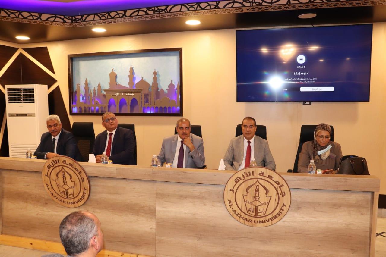 المشاركون في افتتاح حاضنة رواق القاهرة يشيدون بجهود جامعة الأزهر على مستوى العالم