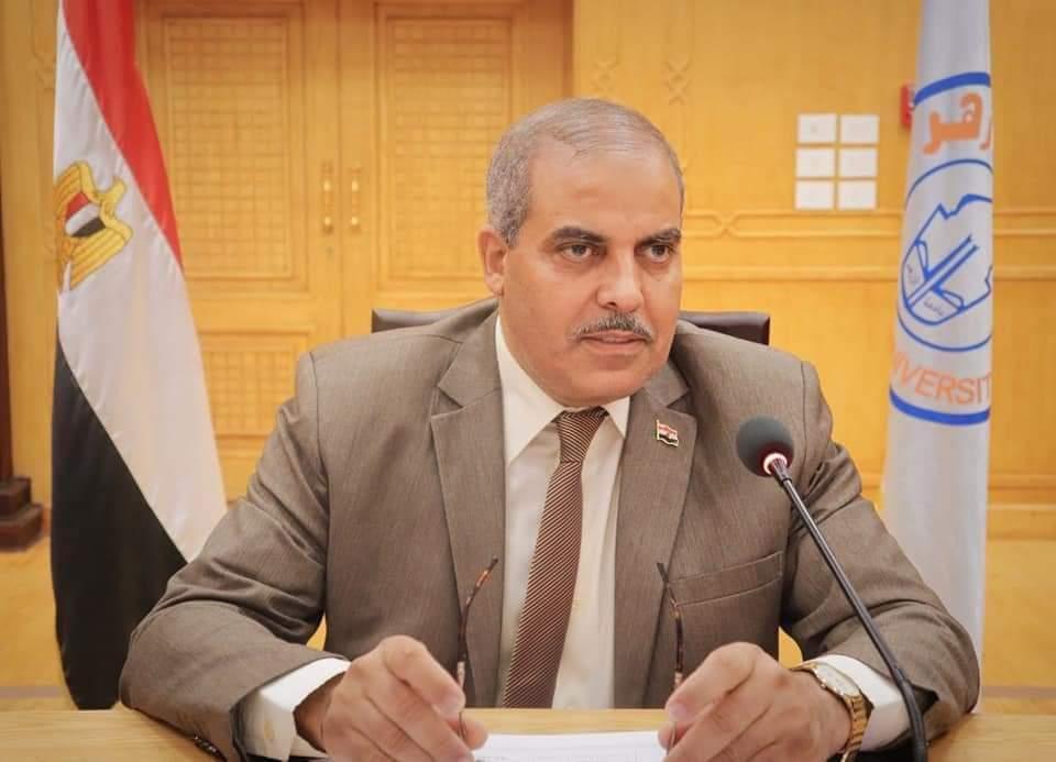 رئيس جامعة الأزهر يعيد تشكيل مكتب التميز الدولي والدكتور ياسر حلمي مديرًا تنفيذيًّا له