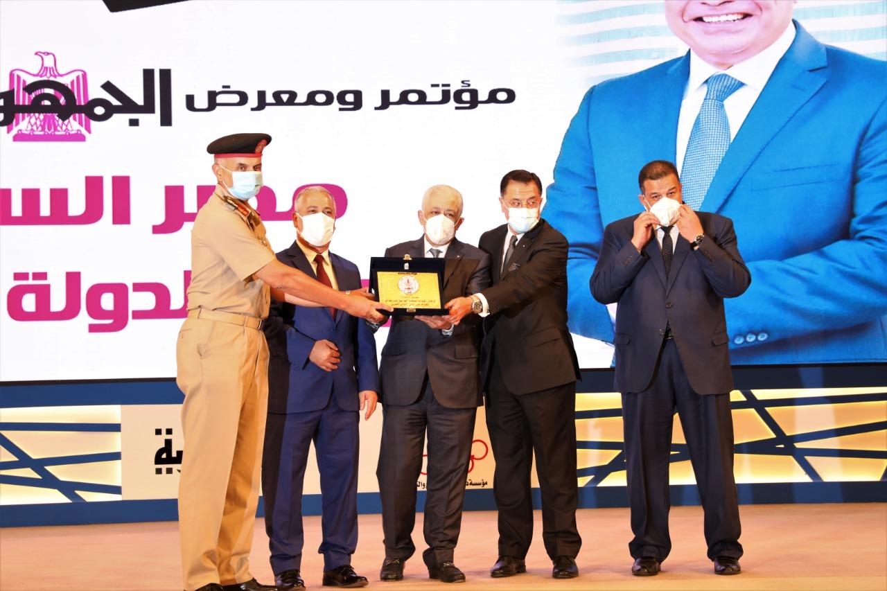 """«شوقي» يستعرض جهود تطوير التعليم بمؤتمر """"مصر السيسي وبناء الدولة الحديثة"""""""