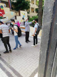 القوات الأمنية تنتشر بمحيط الخديوية والظباط إلى أولياء الأمور: وقفتكم ملهاش لازمة