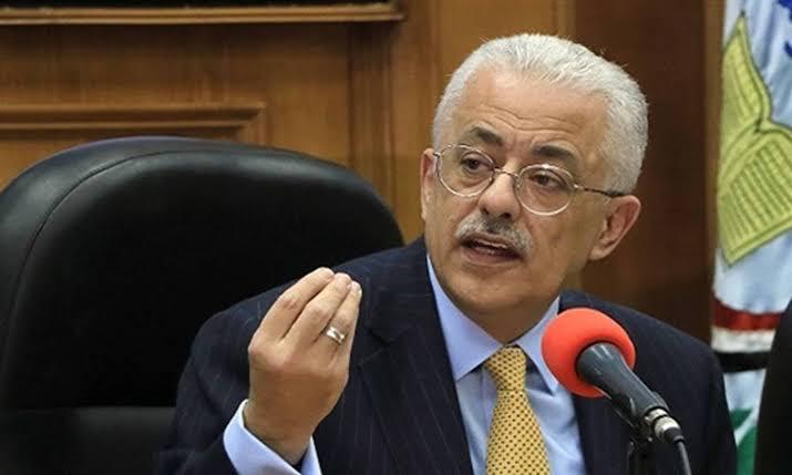 شوقي: مفيش طالب اتظلم وجار التحقيق مع أعضاء لجنة بالغربية