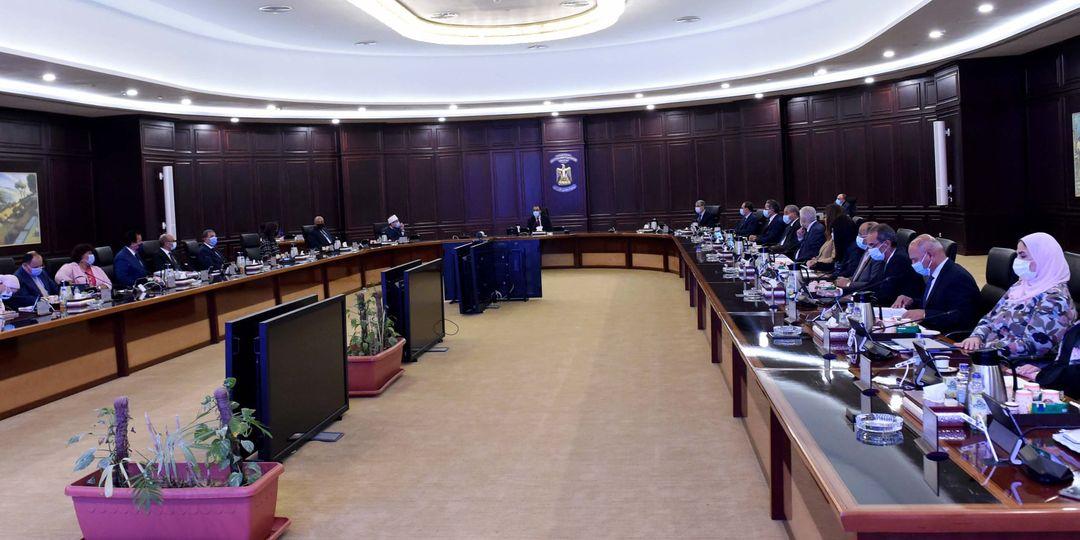 الحكومة توافق على إضافة كليتي الفنون الجميلة والعمارة لجامعة النهضة