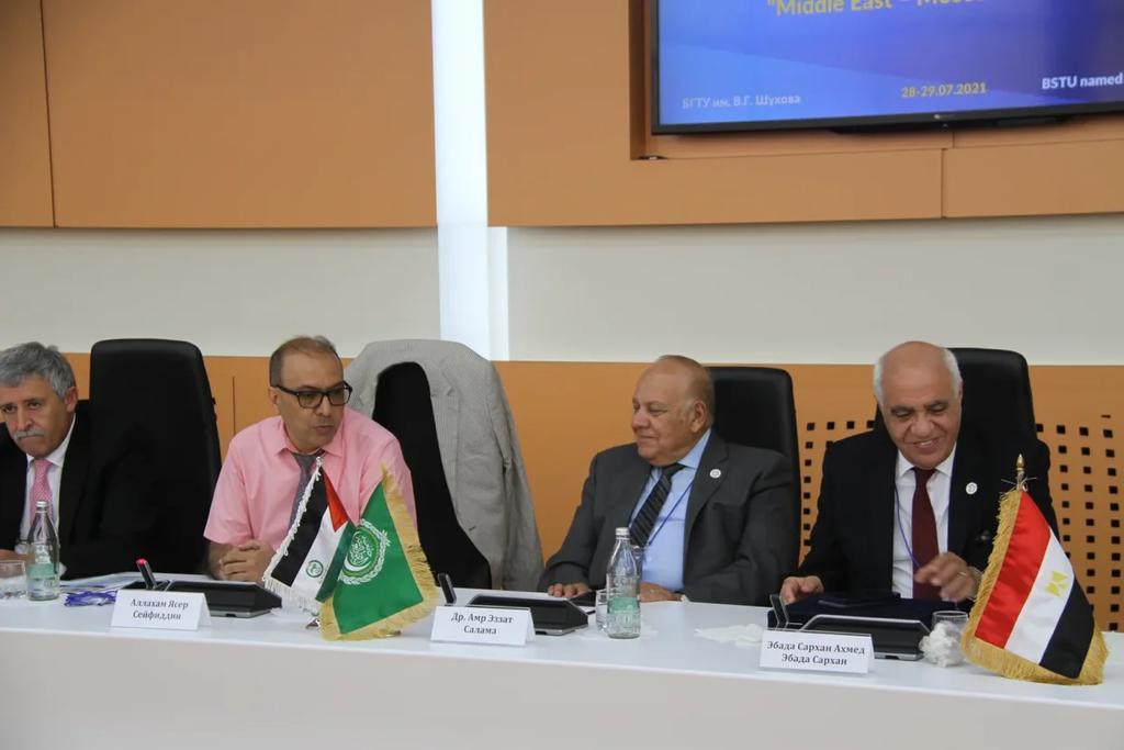 نائب وزير التعليم العالي الروسي : سنزيد عدد الطلبة العرب لـ 50 الف للدراسة بالجامعات الروسية