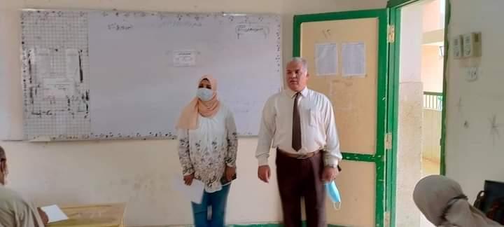 انطلاق الاختبارات التحريرية لمسابقة الوظائف الإشرافية للعام الدراسي ٢٠٢٢/٢٠٢١