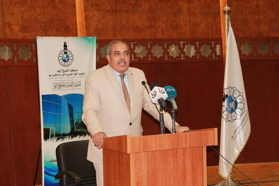 رئيس جامعة الأزهر يؤكد أن الإسلام جاء لنشر الطمأنينة بين جميع الشعوب
