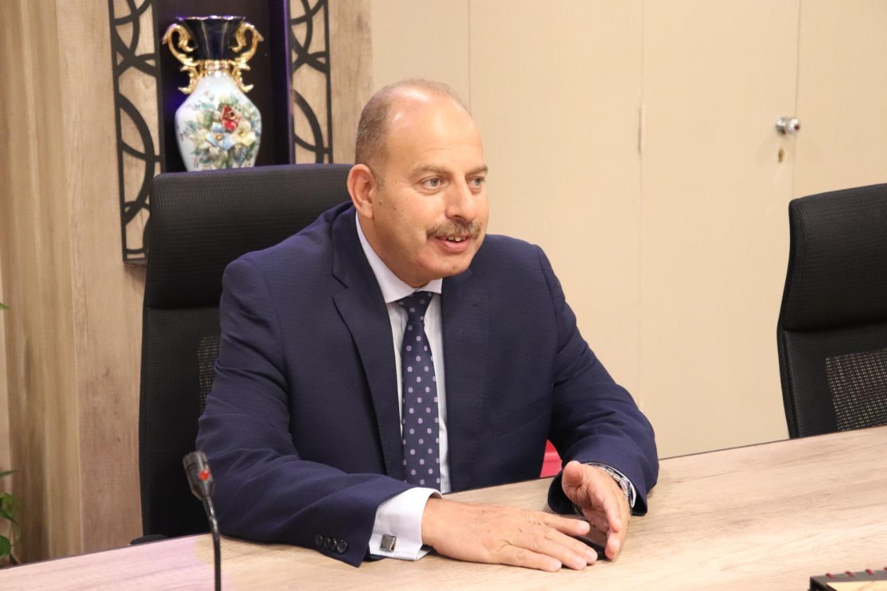 اللواء أيمن الدرديري رئيسا للإدارة المركزية للمدن الجامعية والأمن بجامعة الأزهر