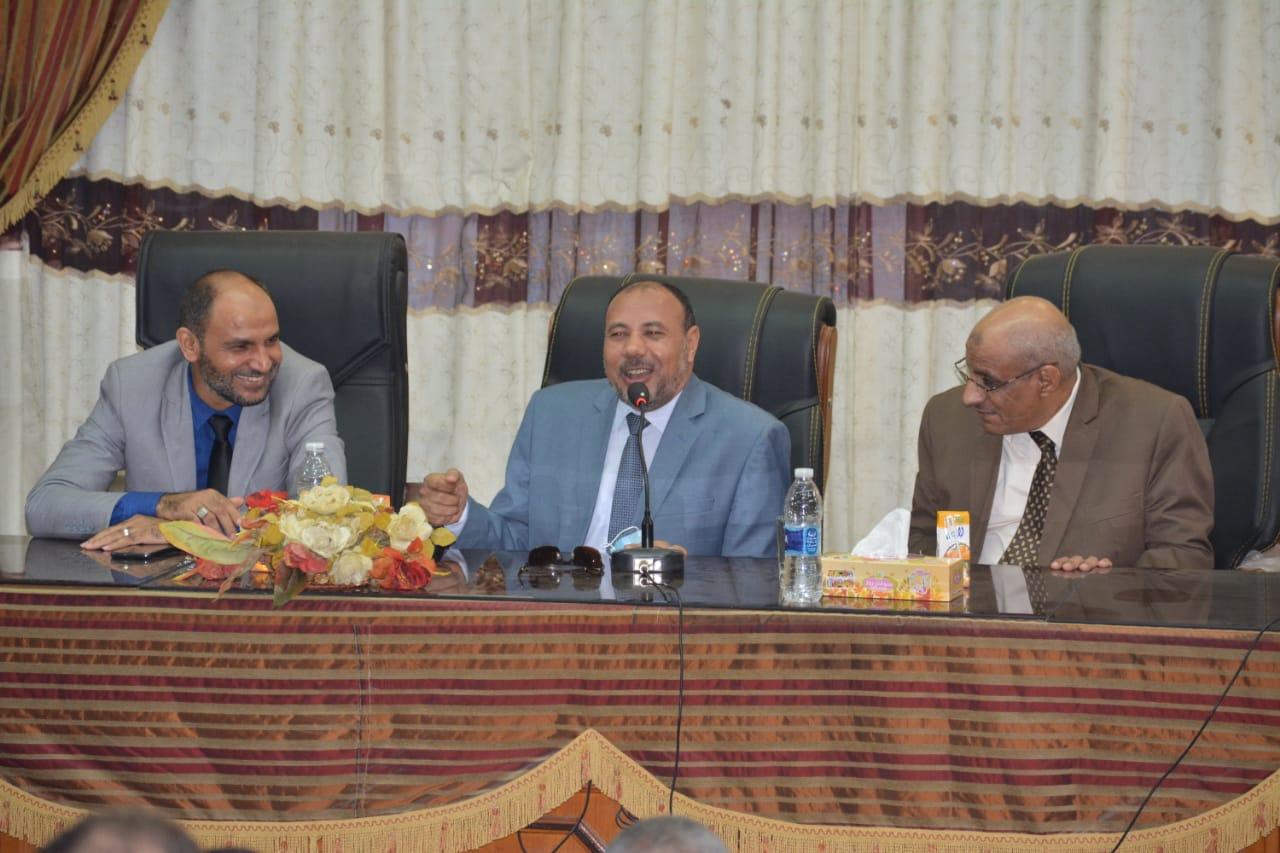 نائب رئيس جامعة الأزهر يشهد حفل تكريم العمداء السابقين بأسيوط