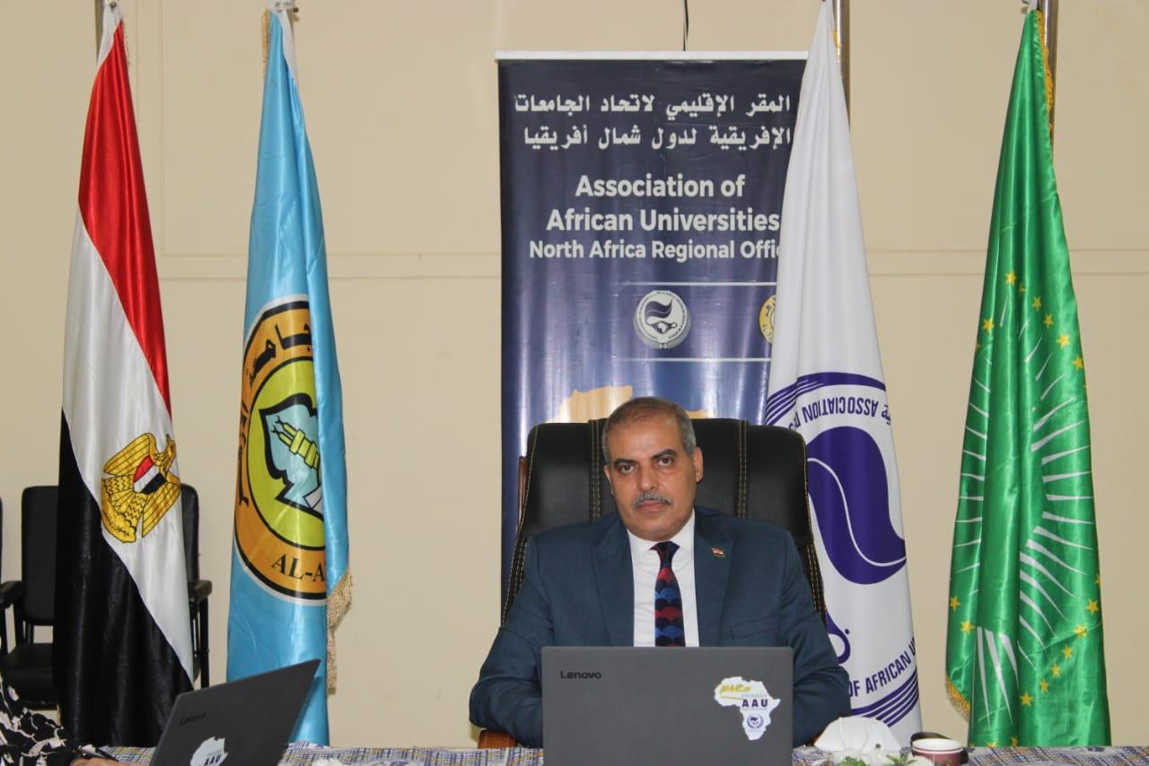 اختيار رئيس جامعة الأزهر نائبًا لرئيس مجلس إدارة اتحاد الجامعات الإفريقية