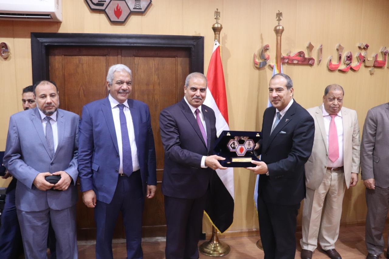 بروتوكول تعاون بين جامعة الأزهر ومعهد بحوث البترول المصري في مجالات ريادة الأعمال ودعم الابتكار