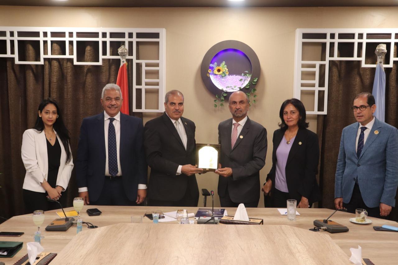 تعاون بين جامعة الأزهر والمجلس العالمي للتسامح والسلام من أجل خدمة الإنسانية