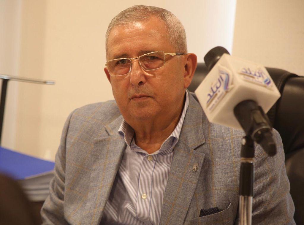 الدكتور محمد حلمي محمد عبد الغني الغر، أمين مجلس الجامعات الخاصة والأهلية