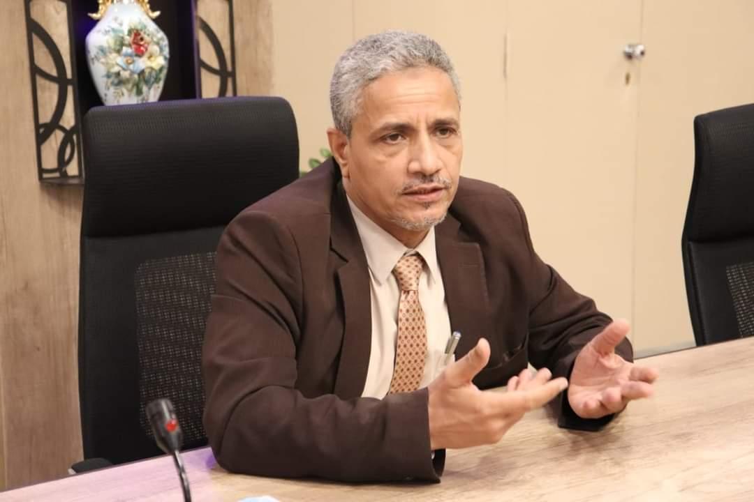 يسري الصواف مديرًا عامًّا للشئون الإدارية بجامعة الأزهر