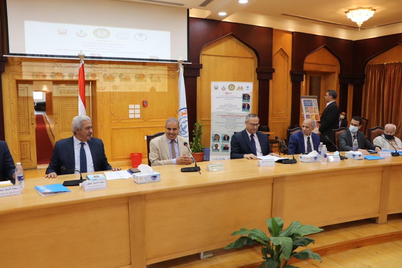"""جامعة الأزهر تؤكد دعمها لجميع المبادرات الرئاسية """" حياة كريمة"""""""