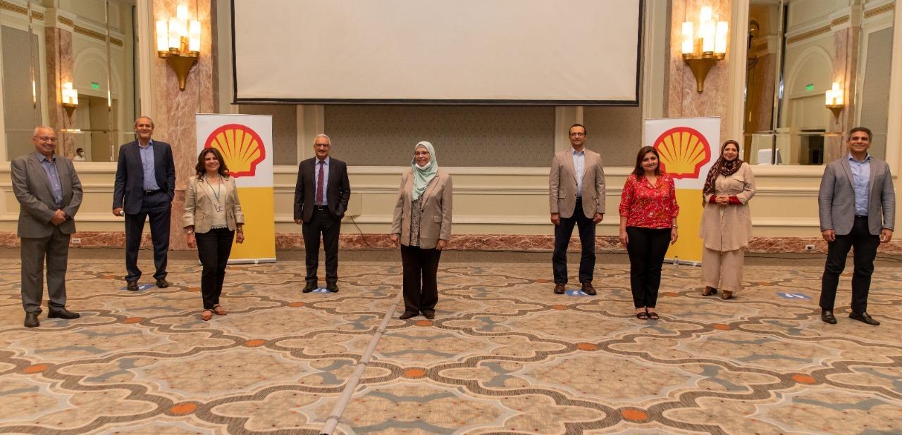 """فريق الجامعة الأمريكية بالقاهرة AUC-07 يتأهل للمسابقة الدولية """" تخيل المستقبل """""""