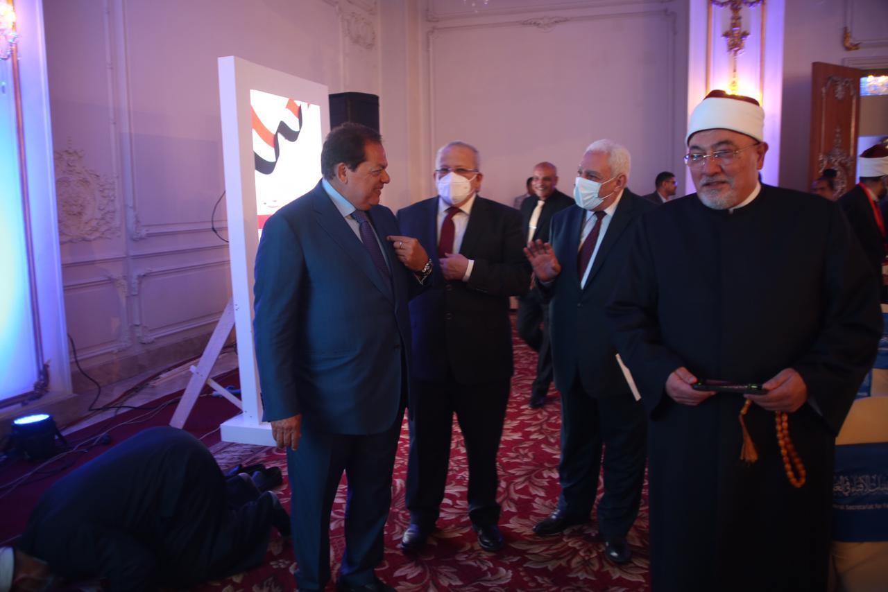 """أبو العينين يشارك في مؤتمر دار الإفتاء """"مؤسسات الفتوى في العصر الرقمي"""""""