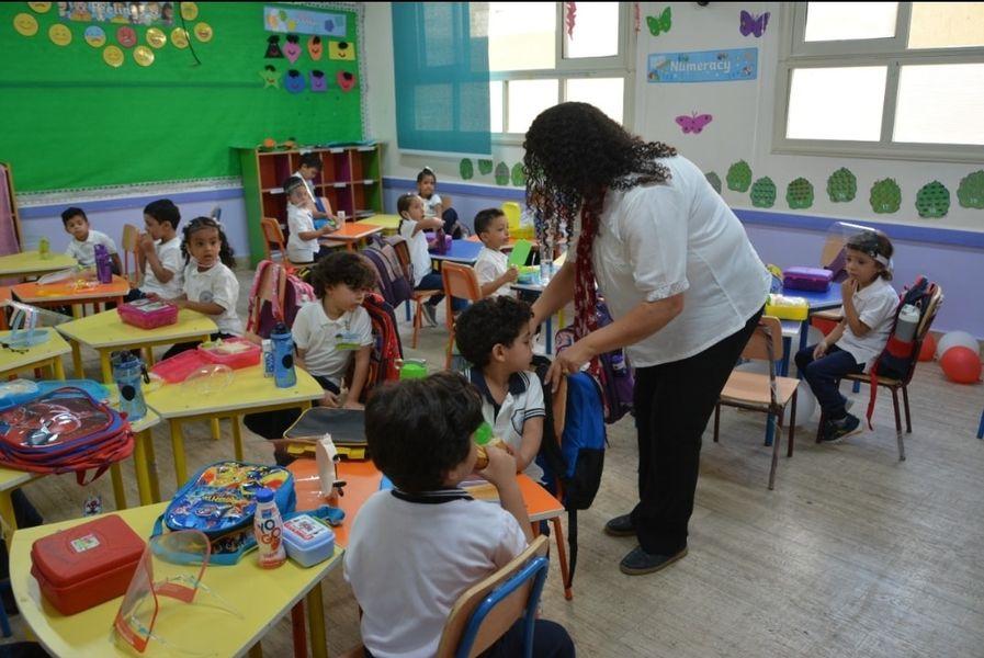 تعليم الغربية تعقد تدريب للمعلمين على المنظومة الجديدة للرابع الابتدائي
