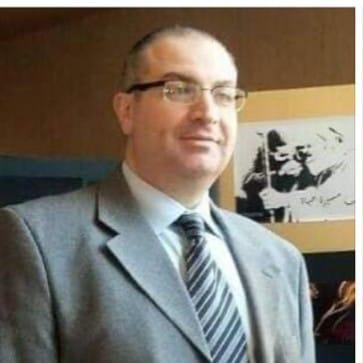 د شريف ابو السعادات منسق البرنامج
