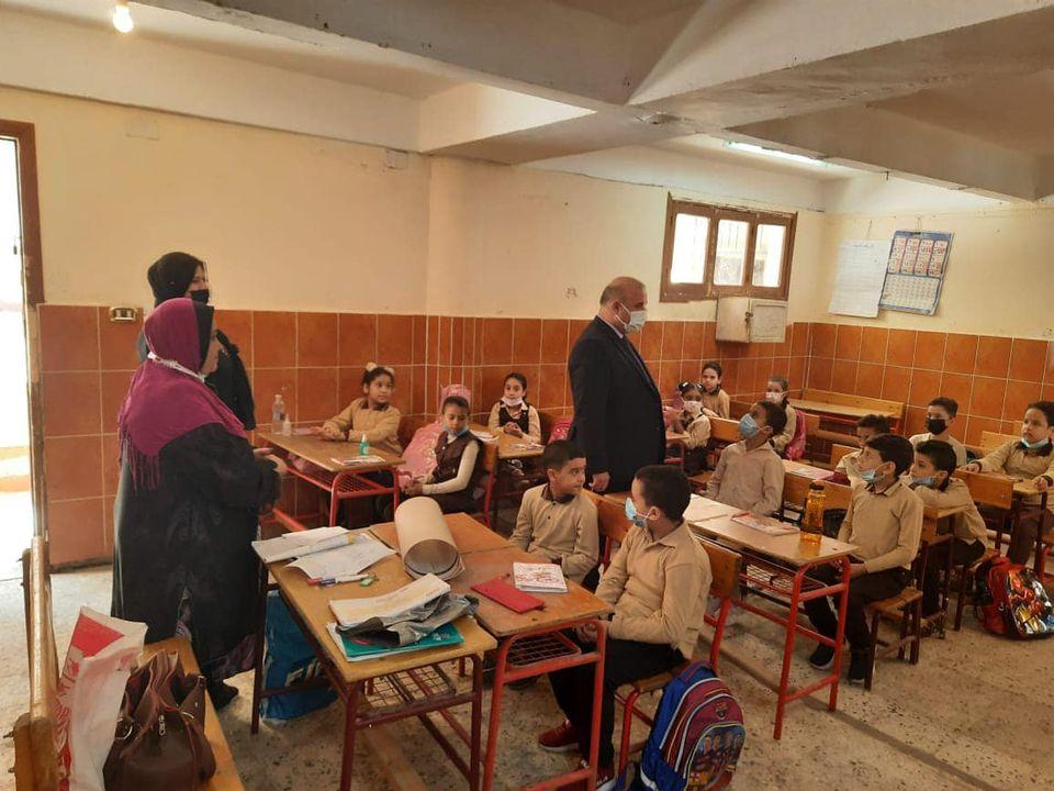 """""""فرح طلاب المدارس الحكومية"""".. مبادرة لدفع المصروفات للطلاب الغير قادرين"""